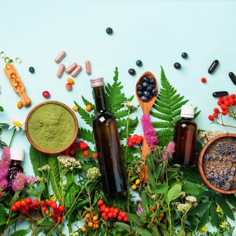 Holistic health remedies