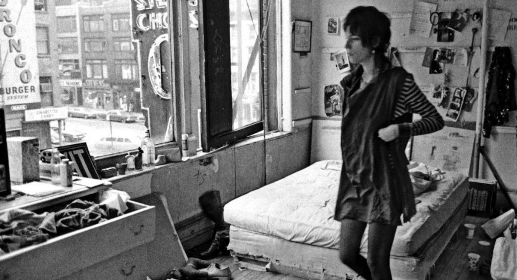 Patti Smith in Chelsea Hotel